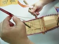 進貢船の作り方46