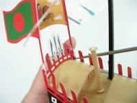 進貢船の作り方49